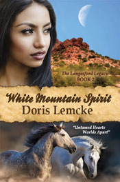 White Mountain Spirit -- Doris Lemcke